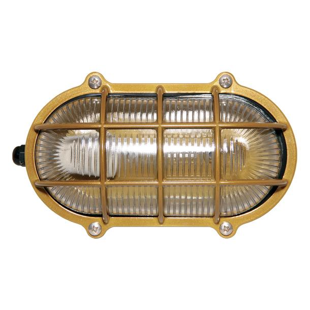LightUp Χελώνα Αλουμινίου Μεγάλη Με Πλέγμα E27 IP64