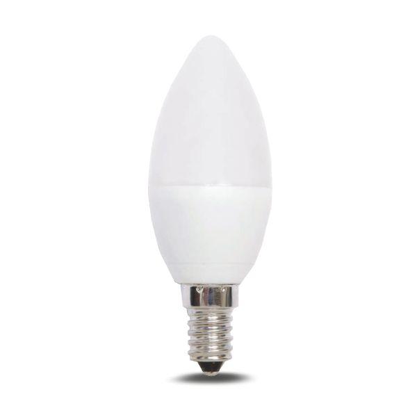 SL LED Λάμπα Κεράκι 5W E14 Thermoplastic