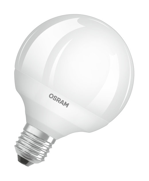 Osram LED Λάμπα Parathom Classic Globe Frosted 15.5W E27