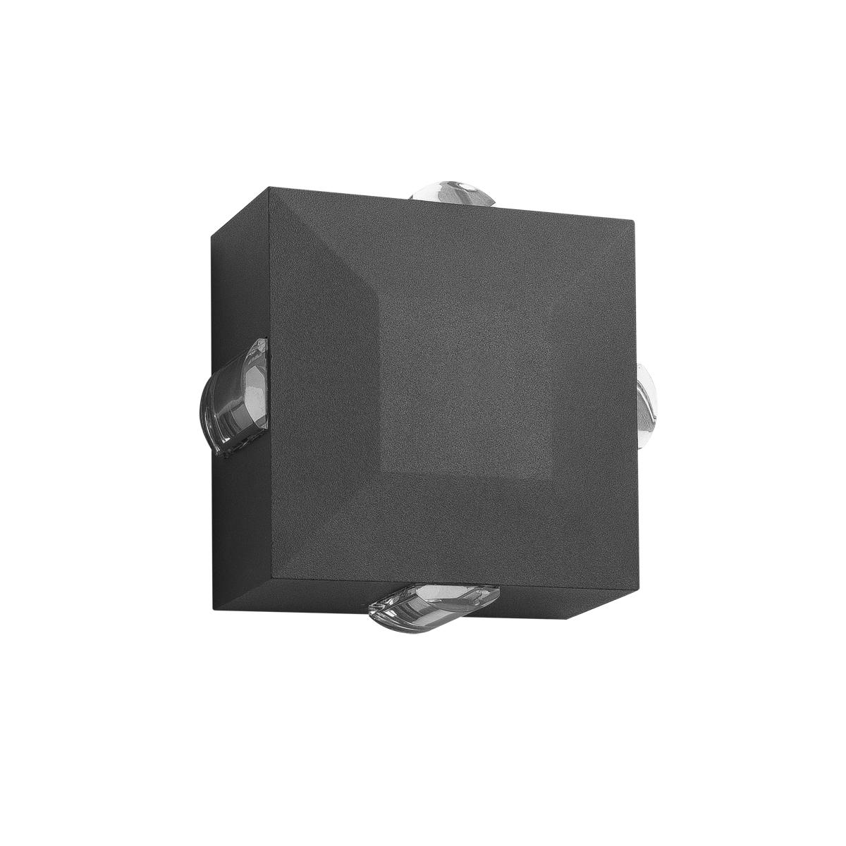 VK LED Φωτιστικό Απλίκα 4W VK02045 IP54