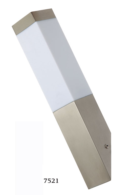 SL LED Απλίκα Εδάφους E27 Αλουμινίου 345mm IP44