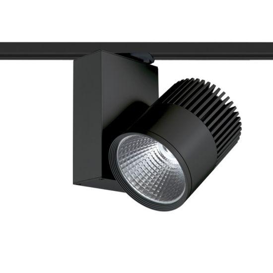 ACA LED Spot Ράγας Οροφής 30W Bienal 4 Καλωδίων
