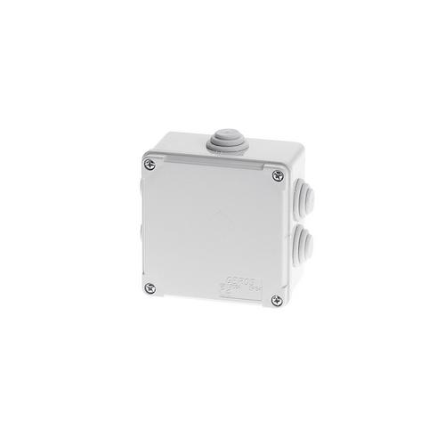 ACA Στεγανό Κουτί 100x100x60 με Λάστιχο για Στυπιοθλίπτες IP54