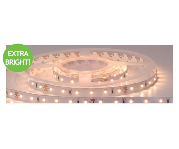 ACA Ταινία LED 6W IP33 12V DC 8mm Epistar