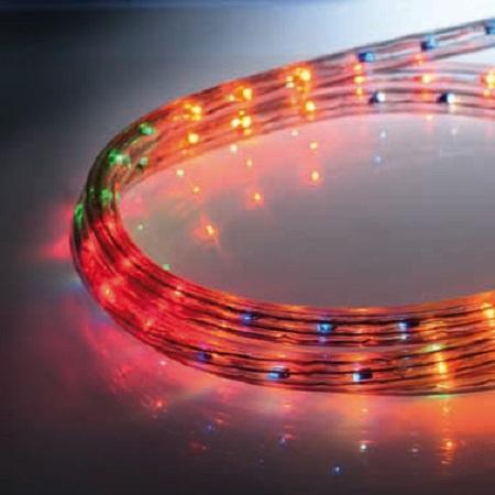 ACA LED Φωτοσωλήνας 16.8W/m 36 LED/m Μονοκάναλη IP20 100m