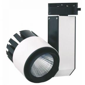 Spacelights LED Φωτιστικό Ράγας 2-Line 20W COB
