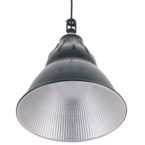 Spacelights Φωτιστικό LED Καμπάνα 75W SMD Black
