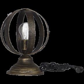 Επιτραπέζιο φωτιστικό/Πορτατίφ LAMA/PR BRONZE 34-0145