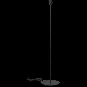 Φωτιστικό Δαπέδου βάση FLB-03 120cm BLACK 09-0056