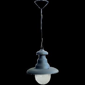 Κρεμαστό φωτιστικό ΠΥΡΟΦΑΝΙ FLP-100K GREY 26-0046