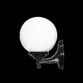 Φωτιστικό επιτοίχιο LP-100AN Φ20 BLACK 07-1072