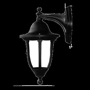 Φωτιστικό επιτοίχιο LP-501AN BLACK 07-1062