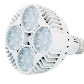 Spacelights LED Φωτιστικό Ράγας 35W PAR30 Cree Chip