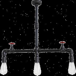 Industrial οροφής  PP-27 3L TAP BLACK 31-0895