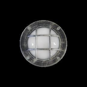 Φωτιστικό χελώνα SLP-10B  SILVER 13-0065