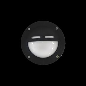 Φωτιστικό χελώνα SLP-10D  BLACK 13-0070
