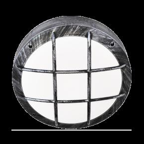 Φωτιστικό πλαφόν οροφής/τοίχου SLP-40B SILVER 13-0103
