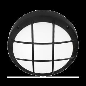Φωτιστικό πλαφόν οροφής/τοίχου SLP-40B BLACK 13-0098