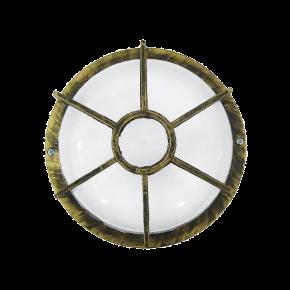 Φωτιστικό χελώνα SLP-450 BRONZE 13-0038