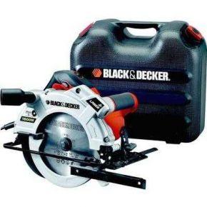 Black & Decker KS1600LK Δισκοπρίονο 1600W Με Λέιζερ