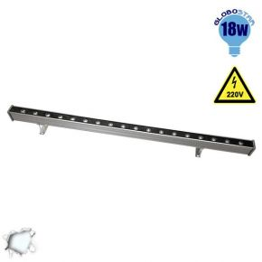LED Wall Washer 18 Watt 50cm 220v Ψυχρό Λευκό