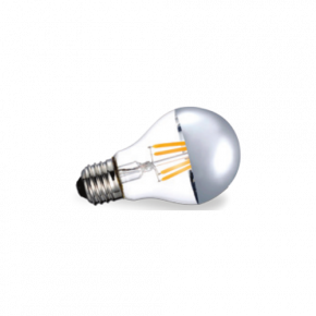 VK Λάμπα LED Filament 7W Silver Tip E27 IP20