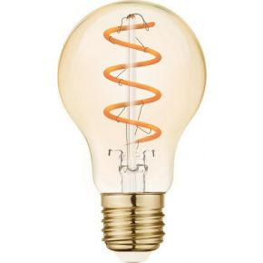 VK LED Λάμπα 5W E27 Filament Spiral