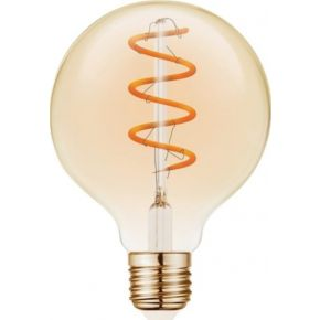 VK LED Λάμπα 5W E27 Filament Spiral VK/05158