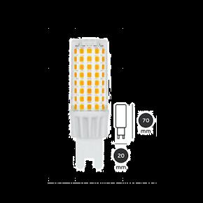 VK LED Λάμπα G9 8W SMD 2835
