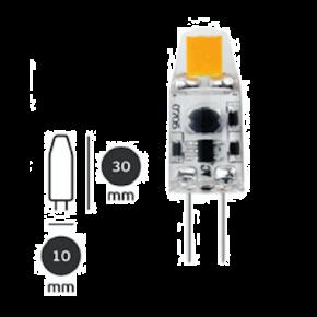VK LED Λάμπα G4 1.5W COB 12V