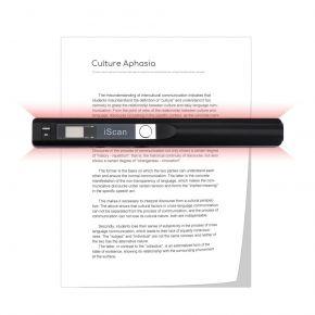 Αυτόνομο φορητό έγχρωμο scanner