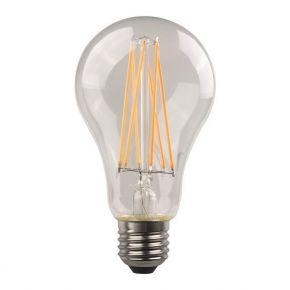 Eurolamp LED Λάμπα Crossed Filament 9W E27 Clear