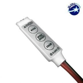 LED RGB Controller με Καλώδιο 5-24 Volt 72 Watt