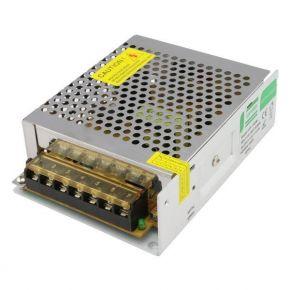 Eurolamp LED Τροφοδοτικό Μεταλλικό 100W 12V DC