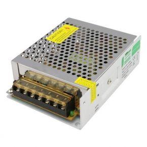 Eurolamp LED Τροφοδοτικό Μεταλλικό 200W 12V DC