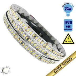 Ταινία LED 240 smd 3014 24 Watt 24 Volt Λευκό Ημέρας