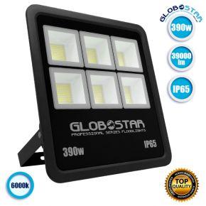 Προβολέας LED TITAN 390W 100LM/W 39000LM 90°*120° Μοίρες AC85-265V BK 2 YEARS WARRANTY Αδιάβροχος IP65 Ψυχρό Λευκό 6000k GloboStar 12355