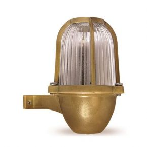 LightUp Απλίκα Τοίχου Αλουμινίου Γωνία E27 IP64
