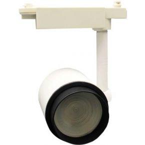 Ferrara LED Spot Ράγας 30W 4 Γραμμών Μονό Με Διακόπτη CCT