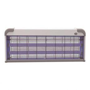 Eurolamp Ηλεκτρικό Εντομοκτόνο Γκρι 40W 220-240V