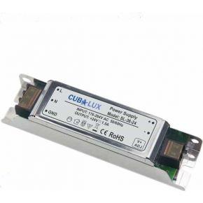 Cubalux Τροφοδοτικό LED 12V 36W IP20