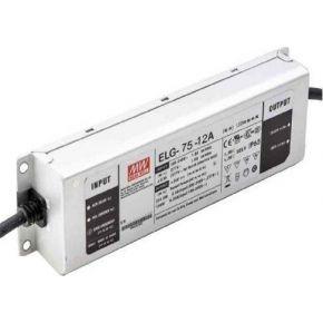 CUBALUX LED Στεγανό Τροφοδοτικό 60W 12V IP67