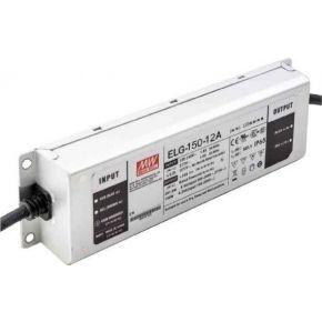CUBALUX LED Στεγανό Τροφοδοτικό 200W 12V IP67