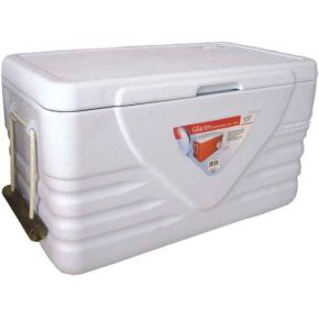 Campus Φορητό Ψυγείο Πολυουρεθάνης Campcool 100 Lit