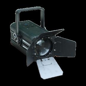 Spacelights LED Προβολέας Θεατρικός YS-200V-W 200W 25º-50º