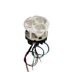 ΛΑΜΠΑ LED MODULE RGB MR16 3X350mA 12W 30o 29917