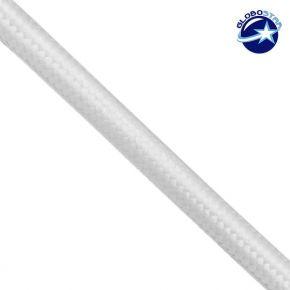 Υφασμάτινο Καλώδιο 2x0.75 Άσπρο
