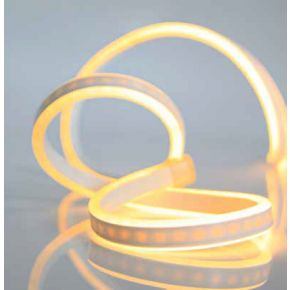 Eurolamp Neon LED Φωτοσωλήνας Διπλής Όψης 375W 50M 230V IP20