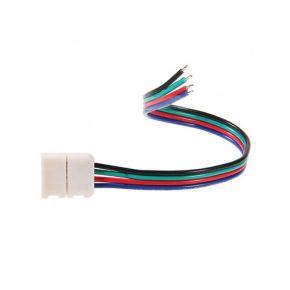 Lucas LED Σύνδεσμος Λεντοταινίας 5050 RGB