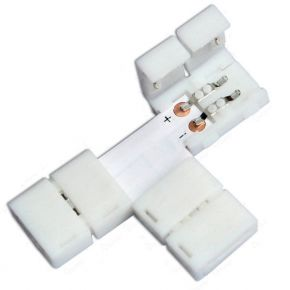 Dio Σύνδεσμος Ταφ για SMD LED RGB Λωρίδα 5050
